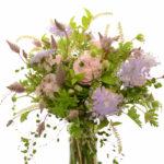 【花束の作り方】花材の特性による花合わせと配置
